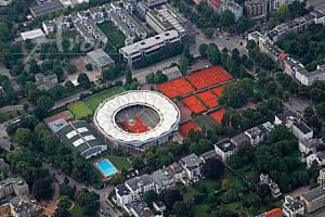 Tennis-Stadion am Rothenbaum / Hamburg