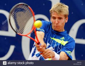 ATP tournament Stuttgart - Cedrik-Marcel Stebe